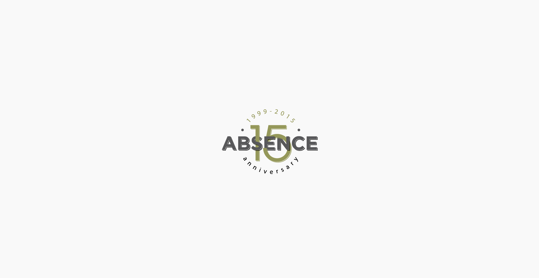 Logo designe for Absence